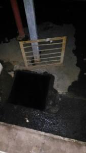 Вода в подвале дома ул. Ярцевская 33 к.1