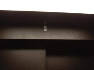 Крепление крыши лифта