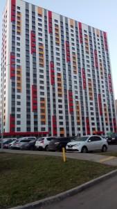 дом по ул.Ярцевская 33 к.1